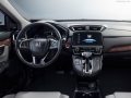 2018 Honda CR-V display