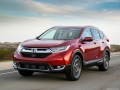2018 Honda CR-V close up