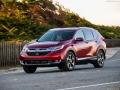 2018 Honda CR-V exterior design