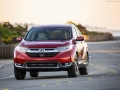 2018 Honda CR-V front