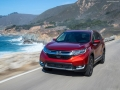 2018 Honda CR-V grille
