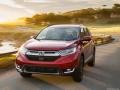 2018 Honda CR-V hood