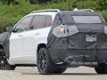 2018 Jeep Cherokee rear left side