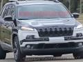 2018 Jeep Cherokee test mule 1