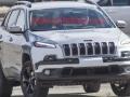 2018 Jeep Cherokee test mule