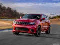 2018 Jeep Grand Cherokee Trackhawk exterior
