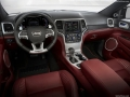 2018 Jeep Grand Cherokee Trackhawk interior