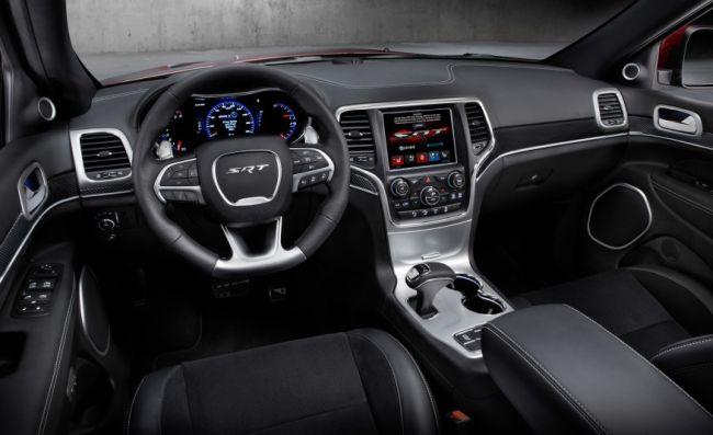 2018 jeep trackhawk interior. modren interior interior control panel 2018 jeep grand cherokee trackhawk engine intended jeep trackhawk interior c