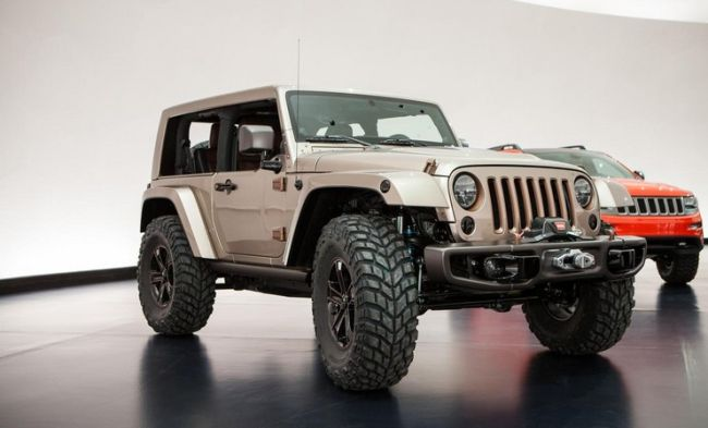 Jeep Wrangler 2018 Concept Best New Cars For