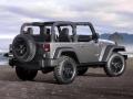 2018 Jeep Wrangler Rear Right Side