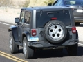 2018 Jeep Wrangler Rear