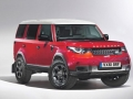 2018 Land Rover Defender Exclusive Images