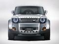 2018 Land Rover Defender Front