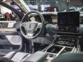 2018 Lincoln Navigator display