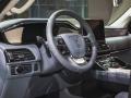 2018 Lincoln Navigator steering wheel