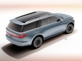 2018 Lincoln Navigator Roof View