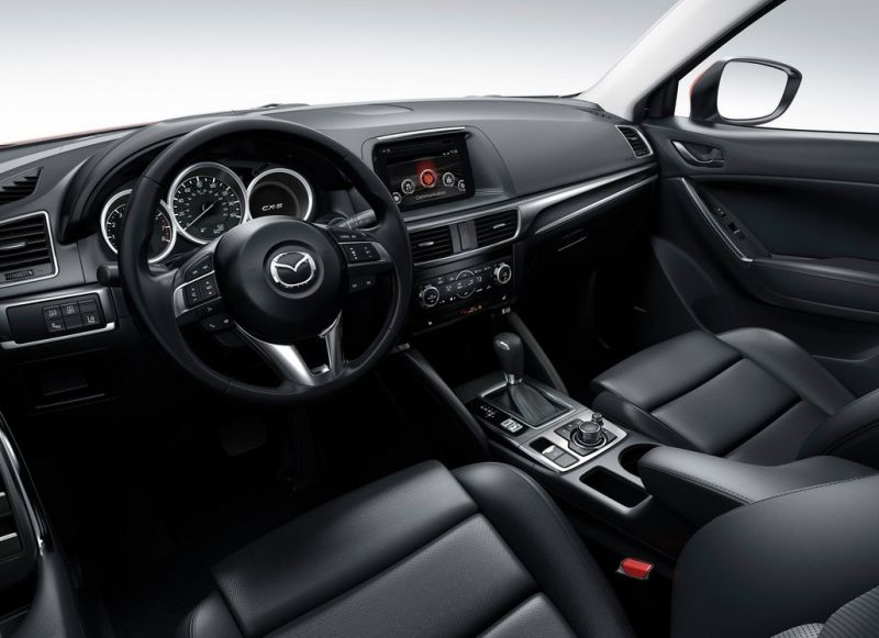 2018 Mazda Cx 5 Redesign Release Date Changes Spy Shots