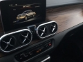 2018 Mercedes-Benz X-Class dashboard