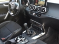 2018 Mercedes-Benz X-Class interior