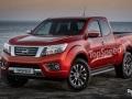 2018 Nissan Frontier Rendering
