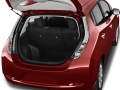 Nissan Leaf - Cargo space