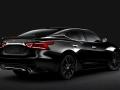 2018 Nissan Maxima Black