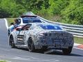 2018 BMW M8 on track