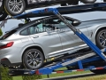 2019 BMW X4 elevated