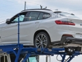 2019 BMW X4 rear left