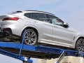 2019 BMW X4 rear right