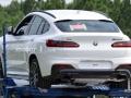 2019 BMW X4 tailgate