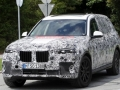 2019 BMW X7 front left side