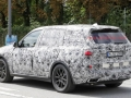2019 BMW X7 rear left side