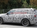 2019 BMW X7 side profile