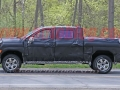 2019 Chevrolet Silverado side view moving