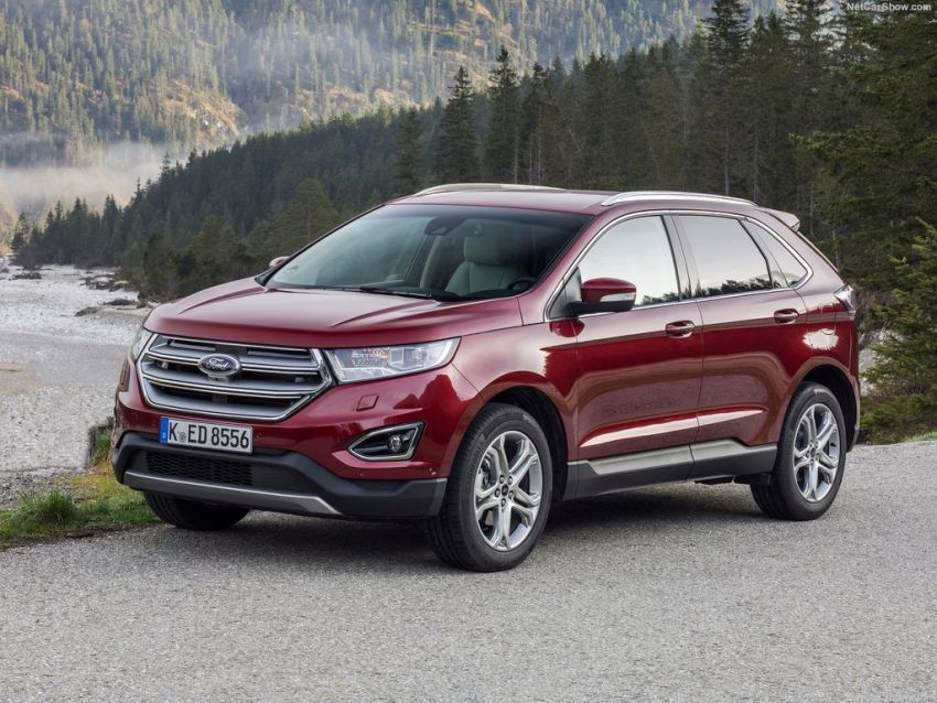Ford Edge Front Left