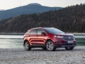 2019 Ford Edge profile