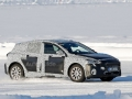 2019 Ford Focus in motion