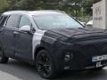 2019 Hyundai Santa Fe headlights