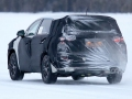 Rear end of 2019 Hyundai Santa Fe