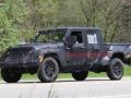 2019 Jeep Wrangler Pickup front left side