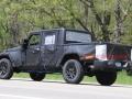 2019 Jeep Wrangler Pickup rear end