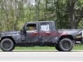 2019 Jeep Wrangler Pickup side design