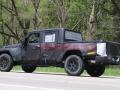 2019 Jeep Wrangler Pickup side profile