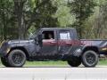 2019 Jeep Wrangler Pickup side view