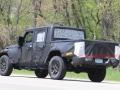2019 Jeep Wrangler Pickup tailgate