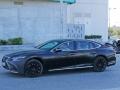 2019 Lexus LS F exterior design