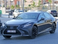 2019 Lexus LS F featured