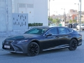 2019 Lexus LS F front left side