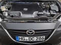 2019 Mazda 3 engine